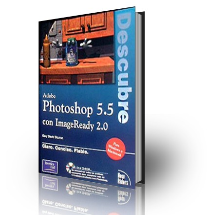 LIBRO ADOBE PHOTOSHOP 5.5 CON IMAGE READY