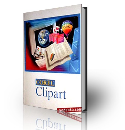 LIBRO DE CLIP ARTS COREL DRAW