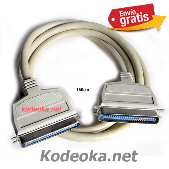 CABLE SCSI SUBD 50 DB 25