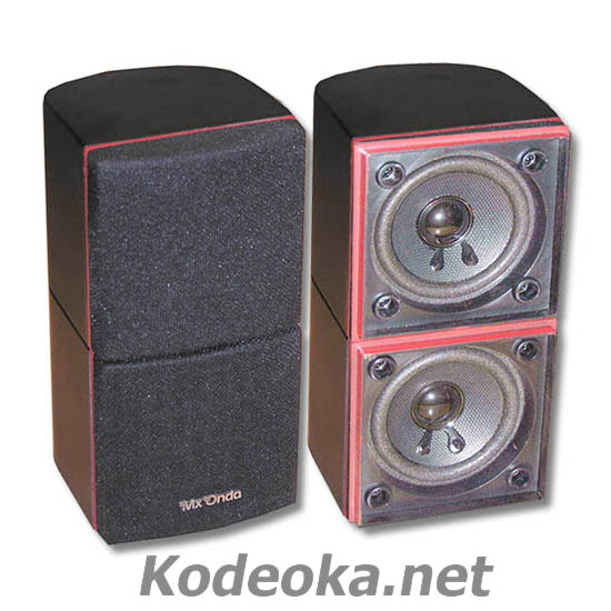 Altavoz Home Cinema 5.1 Mx Onda
