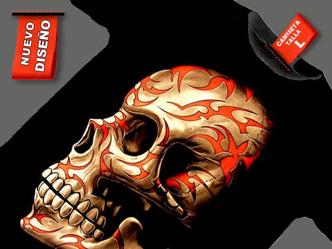 Camisetas Calaveras Skull Kodeoka