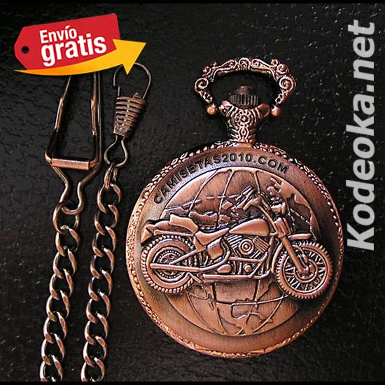 Relojes de bolsillo kodeoka - Reloj de cadena ...