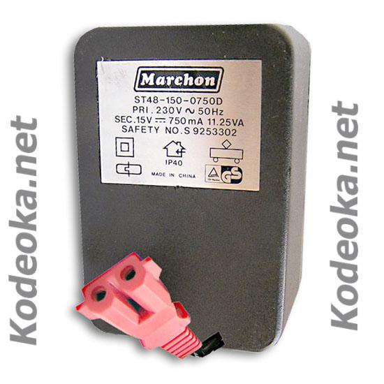 Cargador de baterias pilas recargables 15 voltioos kodeoka - Cargador pilas recargables ...