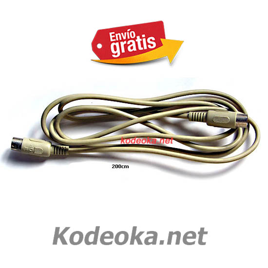 CABLE CONECTORES DIM AUDIO VIDEO