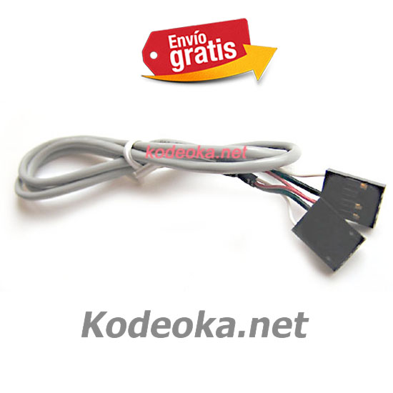 CABLE CONECTOR PLACA BASE ORDENADOR